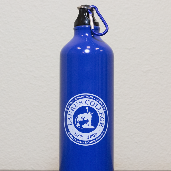 Laurus College Water Bottle
